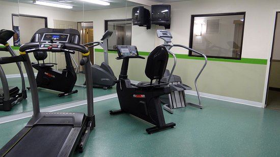 Extended Stay America - Durham - RTP - Miami Blvd. - North: On-Site Fitness Facility