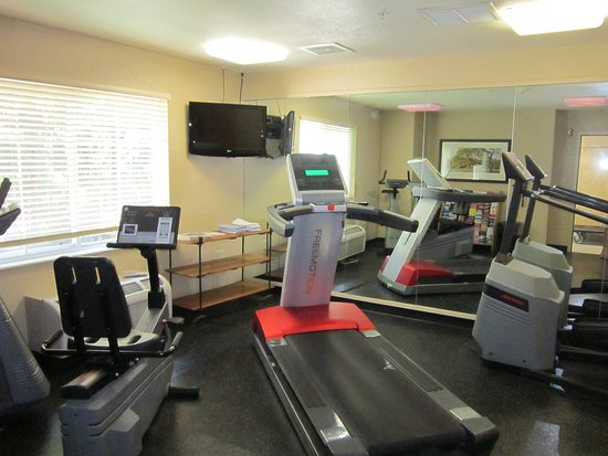 Extended Stay America - Pleasanton - Chabot Dr.: On-Site Fitness Facility