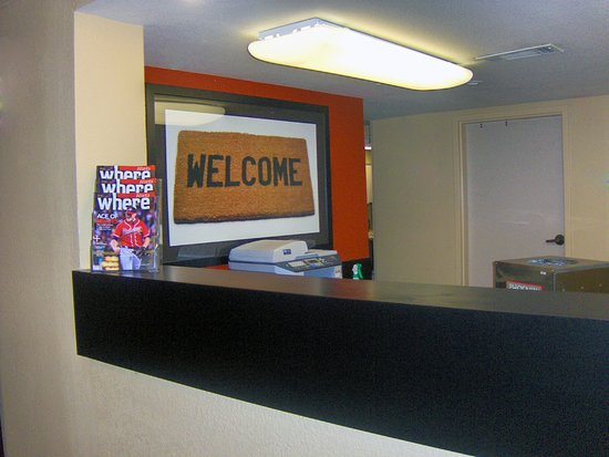Marietta, Τζόρτζια: Lobby and Guest Check-in