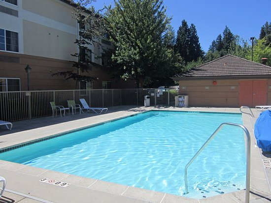 Meh Review Of Extended Stay America Seattle Bothell Canyon Park Bothell Tripadvisor