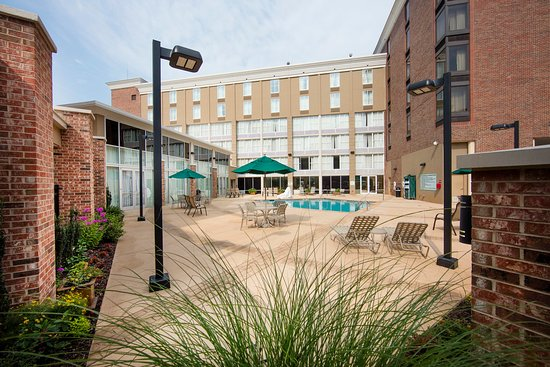 Holiday Inn's private oasis minutes from everything in Athens