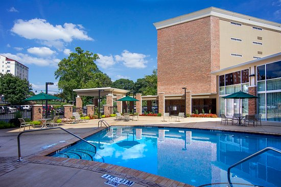 Athens, GA: Outdoor swimming pool is open Memorial Day through Labor Day.