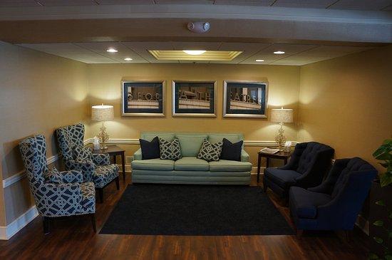 Athens, GA: Hotel Lobby