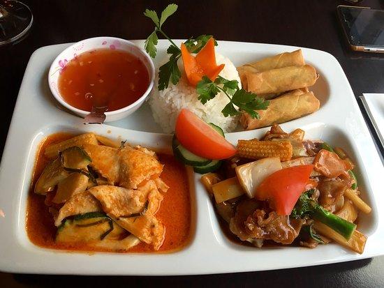 asia thai palace örnsköldsvik meny