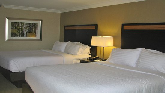 Holiday Inn - Concord Downtown: Two Queen Beds - newly renovated room