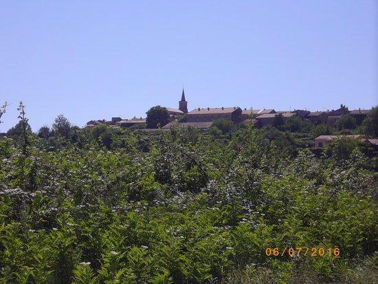 Gard, Frankrike: le village