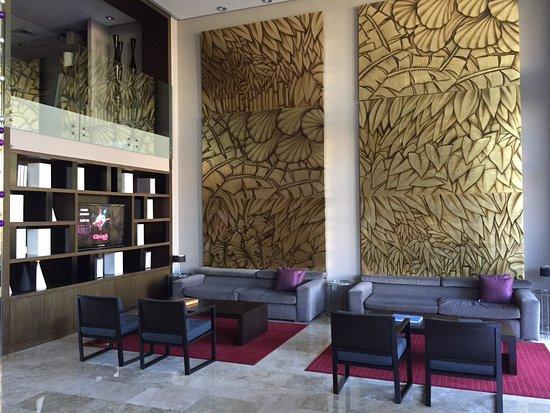 Salon Lobby Concierge Picture Of Paradisus Playa Del Carmen La Esmeralda Playa Del Carmen