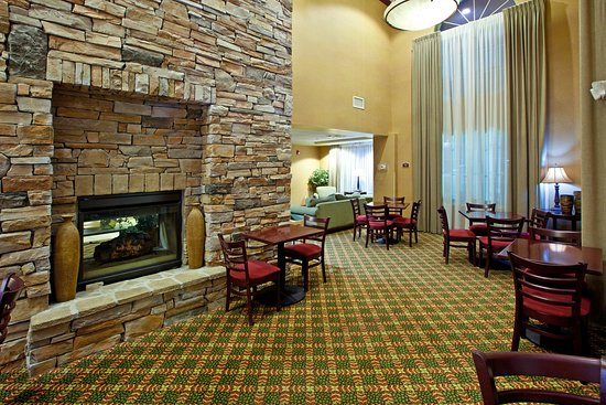 Holiday Inn Express Hotel & Suites Lexington- Downtown / University: Breakfast Area