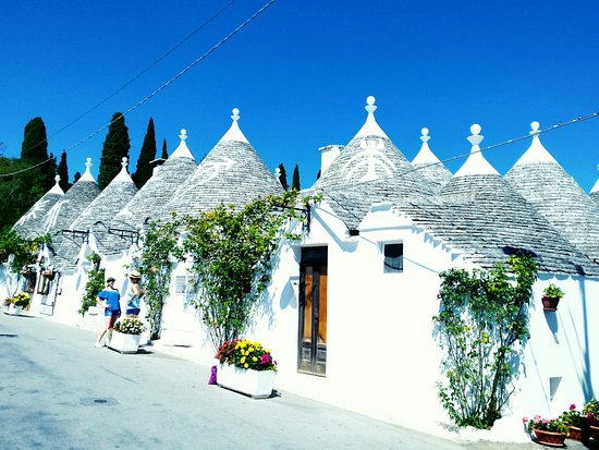 I Trulli di Alberobello - World Heritage Site