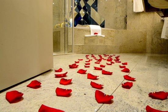 Hotel Glaernischhof: Love Room