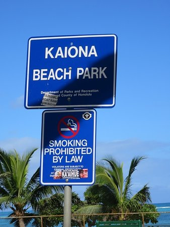 Kaiona Beach Park Photo