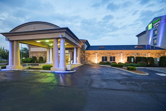 Holiday Inn Express Hotel & Suites Christiansburg: Welcome to the Holiday Inn Express Christiansburg.