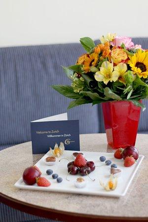 Hotel Glaernischhof: Welcome