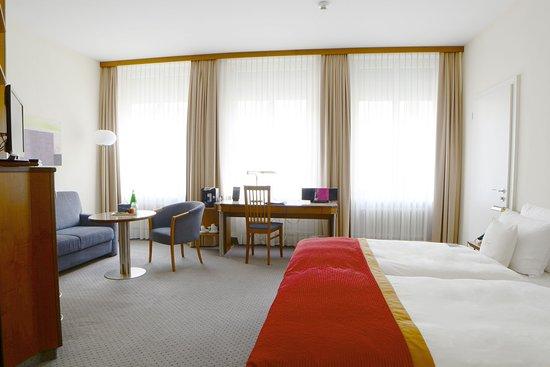 Hotel Glärnischhof: Relax Room