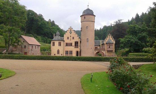 Schlosshotel Mespelbrunn: Schloss Mespelbrunn