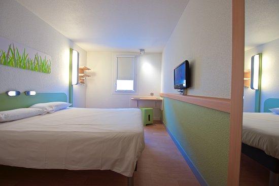 IBIS BUDGET SAINT PAUL LES DAX -chambre double - Photo de Ibis ...
