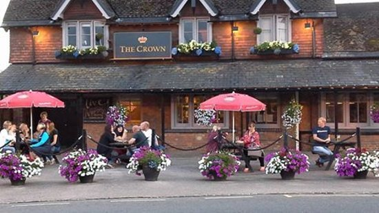 ‪‪Flitwick‬, UK: Front of the pub summer 2016‬