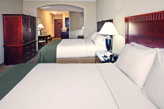 Shawnee, Оклахома: Double Bed Guest Room
