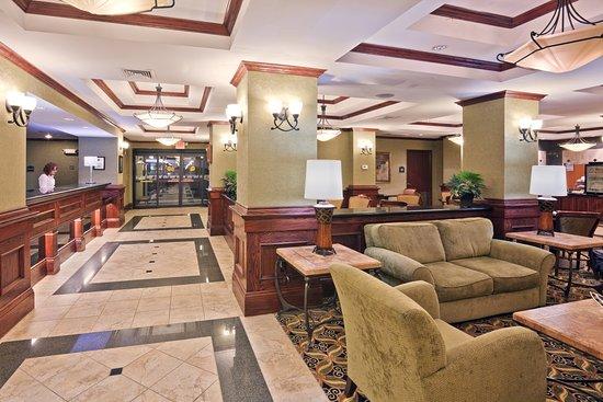 Shawnee, Оклахома: Hotel Lobby