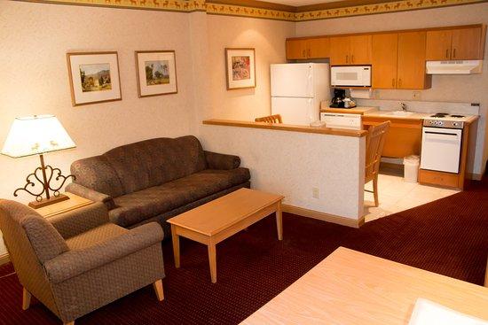 เอลโก, เนวาด้า: Holiday Inn Express & Suites Elko Executive Suite