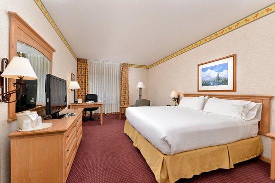 เอลโก, เนวาด้า: Holiday Inn Express & Suites Elko King Suite