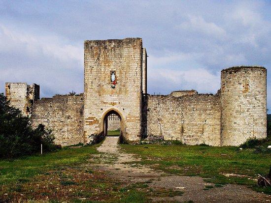 Пьивер, Франция: Chateau médiéval