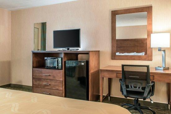 Bedford, Пенсильвания: Guest room