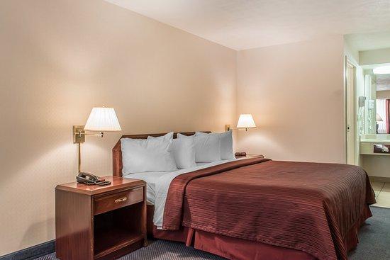 เบดฟอร์ด, เพนซิลเวเนีย: Guest room