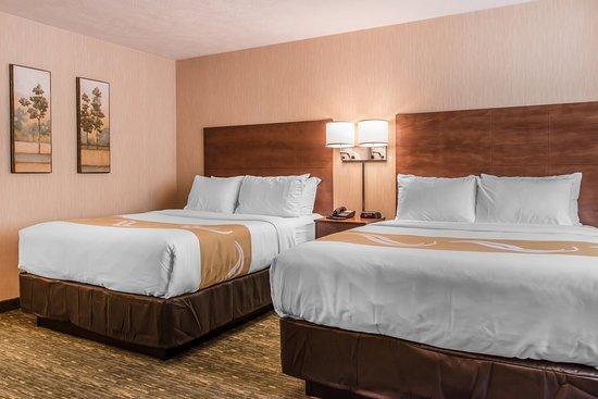 Bedford, Pensilvania: Guest room