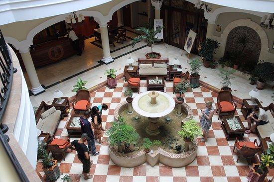 Iberostar Grand Hotel Trinidad: Hall de la réception