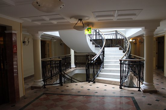 Iberostar Grand Hotel Trinidad: Pour monter vers les chambres
