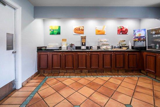 Quality Inn & Suites : Miscellaneous