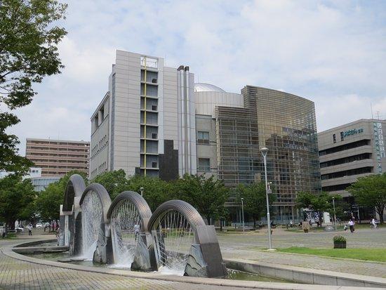 Yokkaichi Municipal Museum Planetarium
