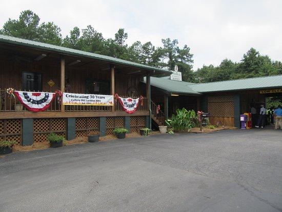 Lumberton, NC: Front of the restaurant