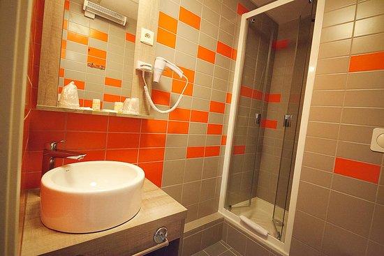 p 39 tit dej hotel clermont ferrand aubiere frankrijk foto 39 s reviews en prijsvergelijking. Black Bedroom Furniture Sets. Home Design Ideas