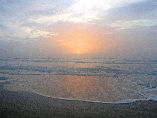 South Beach Inn: Sunrise on South Padre Island