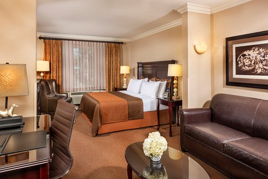 Ayres Hotel Ontario Mills Mall Executive King Pillowtop Suite