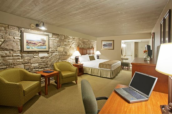 Inn of the Hills Hotel & Conference Center: Cabana King Room
