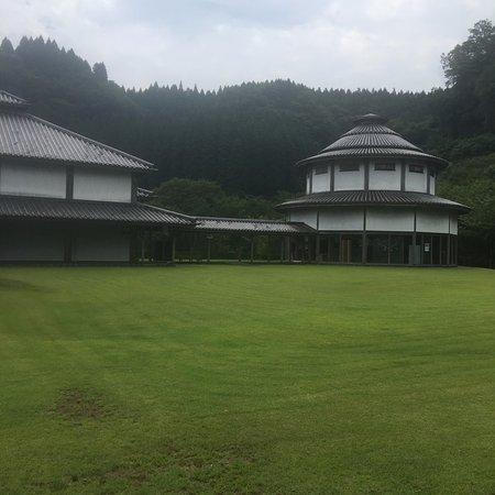 Yamato-cho, Япония: 文楽館と資料館