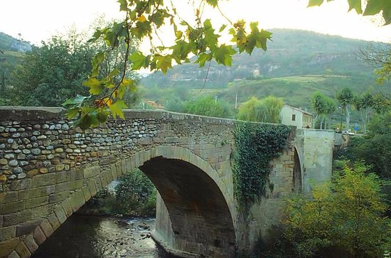 Alet les Bains, France : Pont du 15é s.