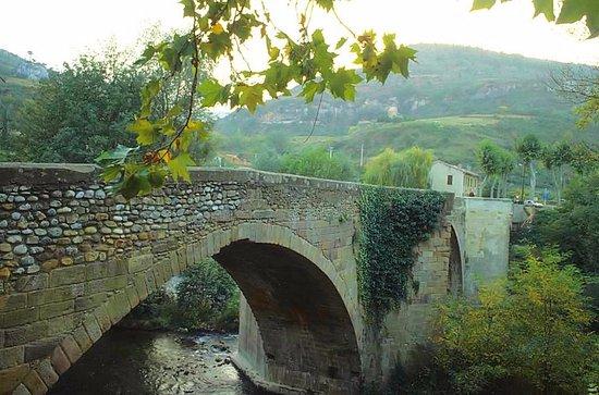 Alet les Bains, Francja: Pont du 15é s.