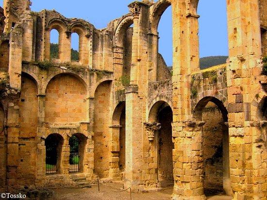 Alet les Bains, Francia: L'Abbaye des Bénédictins