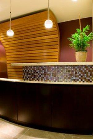 Loews Hotel 1000, Seattle: Spaahh - Reception