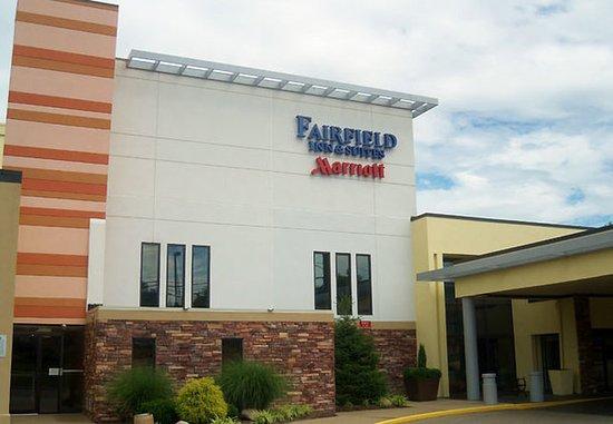 Fairfield Inn & Suites Cincinnati North / Sharonville: Exterior