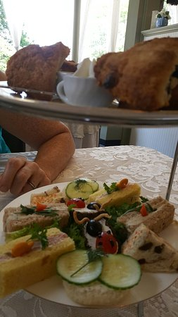 Souderton, Pensilvania: Tilly Mint's Tea Room