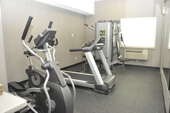 Barrie, Canada: Fitness Centre