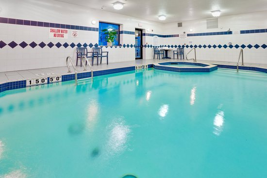 Barrie, Canadá: Swimming Pool