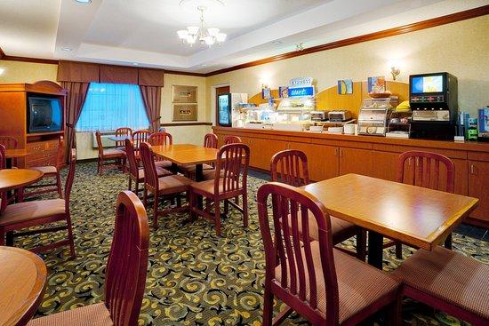 Barrie, Canadá: Breakfast Area