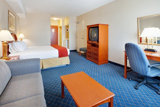 Barrie, Canadá: King Junior Suite