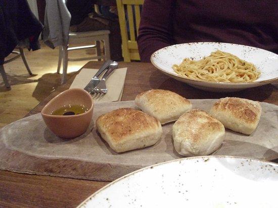 Zizzi - Bristol Clifton Village: Delicious meal